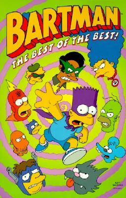 Bartman: The Best of the Best! Cover Image