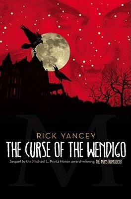 The Curse of the Wendigo Cover