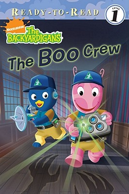 The Boo Crew Cover Image
