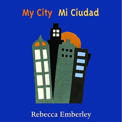 Cover for My City/ Mi Ciudad