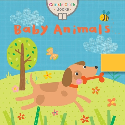 Baby Animals (Crinkle Cloth Books) Cover Image