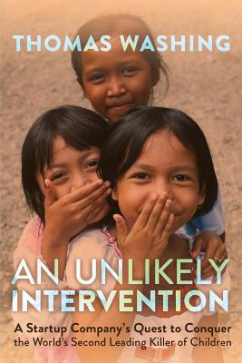 Cover for An Unlikely Intervention