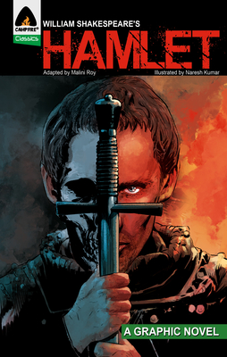 Hamlet (Campfire Graphic Novels) Cover Image