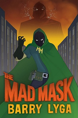 The Mad Mask Cover