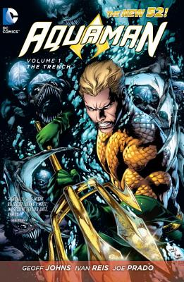 Aquaman Vol. 1 Cover