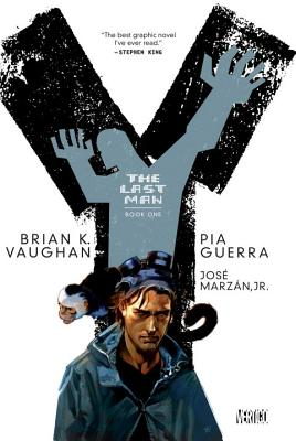 Y: The Last Man Book One cover image