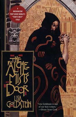 Cover for The Alchemist's Door