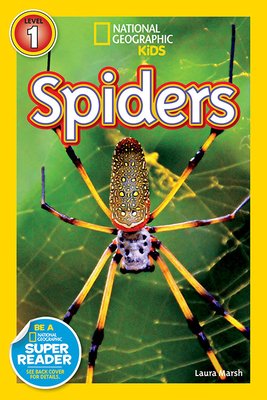 National Geographic Readers: Spiders Cover Image