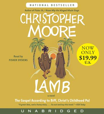 Lamb Low Price CD: The Gospel According to Biff, Christ's Childhood Pal Cover Image