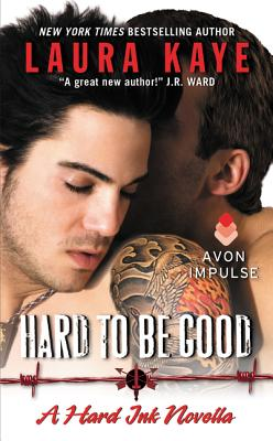 Cover for Hard to Be Good