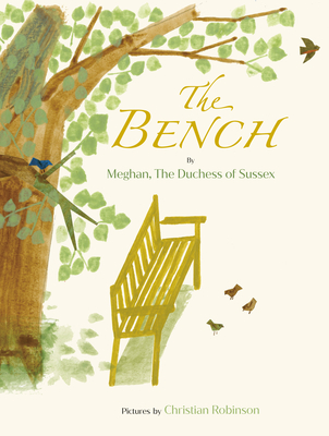 Cover for The Bench