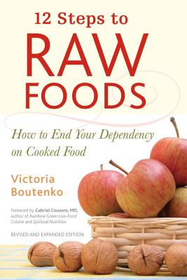 12 Steps to Raw Foods Cover