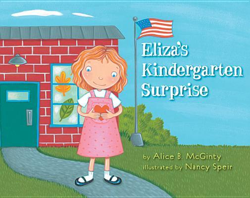 Eliza's Kindergarten Surprise Cover