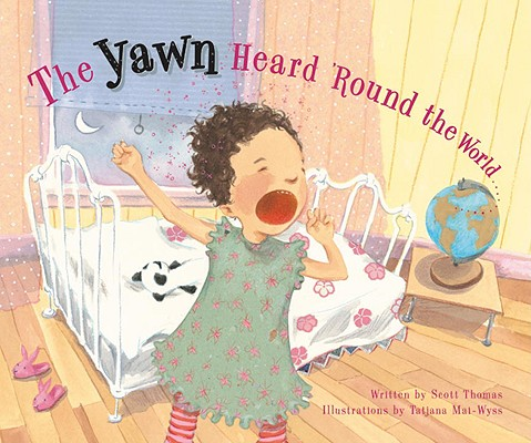 The Yawn Heard 'Round the World Cover Image