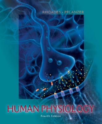Cover for Human Physiology (with CD-ROM and Infotrac) [With CDROM and Infotrac]