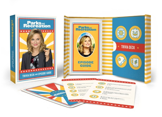 Parks and Recreation: Trivia Deck and Episode Guide Cover Image