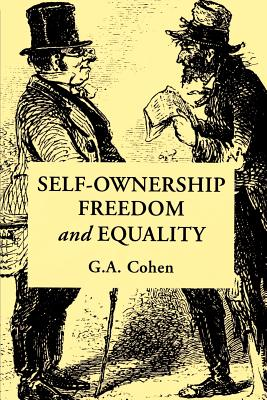 Self-Ownership, Freedom, and Equality Cover