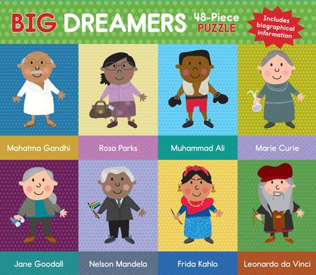 Big Dreamers 48-Piece Puzzle Cover Image