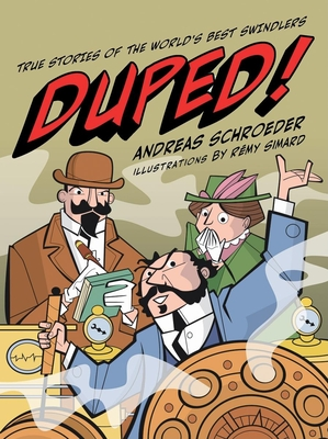 Duped! Cover