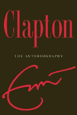 Clapton: The Autobiography Cover Image