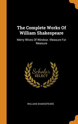 Cover for The Complete Works of William Shakespeare