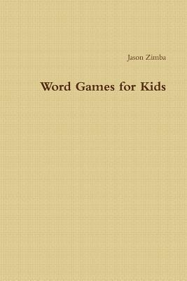 Word Games for Kids Cover Image