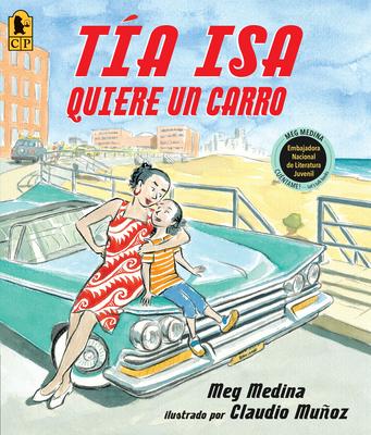 Tia Isa Quiere Un Carro Cover