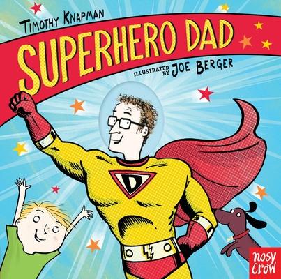 Superhero Dad Cover Image