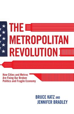 The Metropolitan Revolution Cover