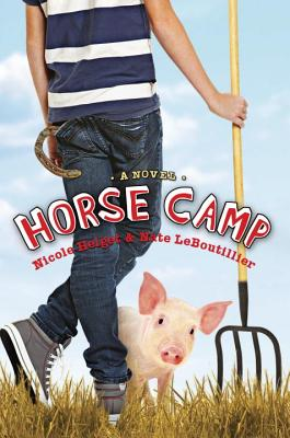 Horse Camp Cover
