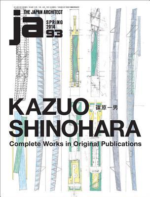 Ja 93 Spring, 2014: Kazuo Shinohara Cover Image