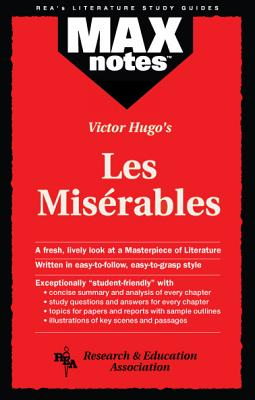 Les Miserables (Maxnotes Literature Guides) Cover Image