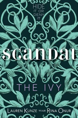 Scandal (Ivy #4) Cover Image