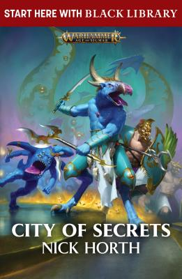 City of Secrets (Black Library Summer Reading #6) Cover Image