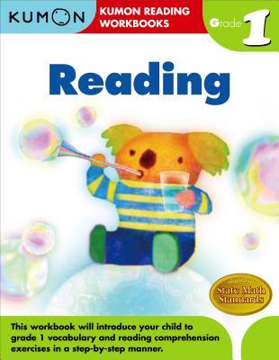 Grade 1 Reading (Kumon Reading Workbooks) cover