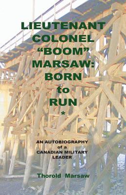 Lieutenant Colonel Boom Marsaw: Born to Run Cover Image