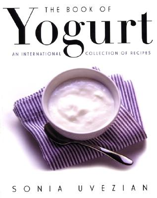 The Book of Yogurt Cover