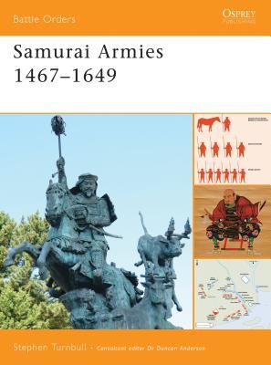 Samurai Armies 1467-1649 Cover Image