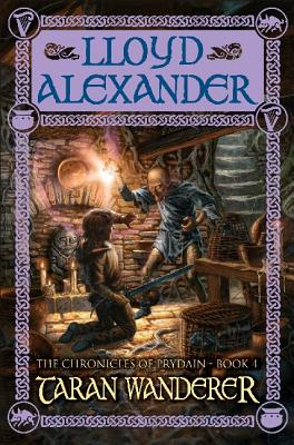 Taran Wanderer: The Chronicles of Prydain, Book 4 Cover Image