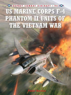 US Marine Corps F-4 Phantom II Units of the Vietnam War Cover