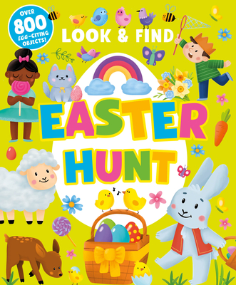 Easter Hunt (Look & Find) Cover Image