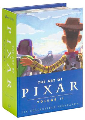 The Art of Pixar, Volume II: 100 Collectible Postcards Cover Image