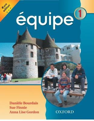 Equipe: Level 1: Student's Book 1 Cover Image