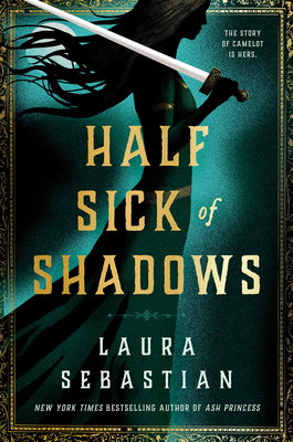 Half Sick of Shadows Cover Image