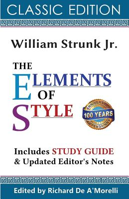 The Elements of Style (Classic Edition, 2017) Cover Image