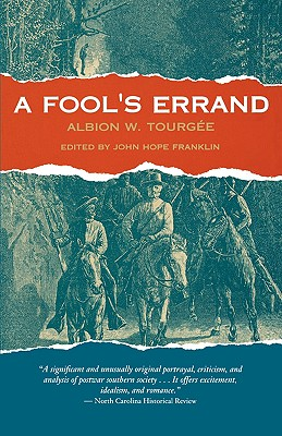 Cover for A Fool's Errand (John Harvard Library #13)