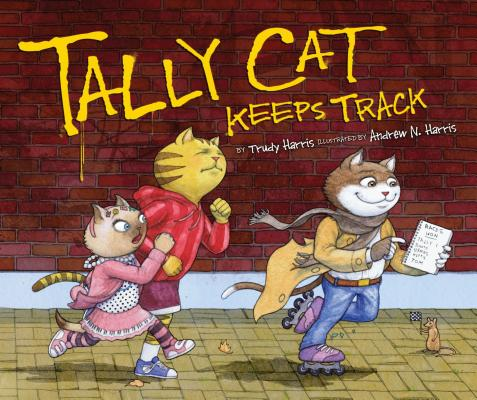 Tally Cat Keeps Track Cover