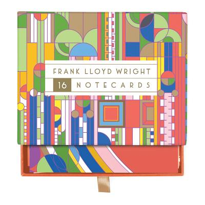 Frank Lloyd Wright Designs Greeting Assortment Cover Image