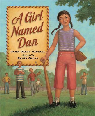 A Girl Named Dan Cover