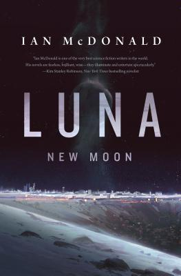 Luna: New Moon Cover Image
